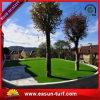 Fabrik, die künstlichen Gras Sythetic Rasen-Gras-Rasen für im Garten arbeitengebrauch landschaftlich verschönert