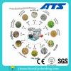 3-5 cadena de producción completa de la pelotilla de la palma de Tph para la biomasa Fule