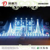 屋外LEDのクリスマスの装飾的な噴水ライト
