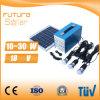 소형 10W 휴대용 태양 장비 시스템 휴대용 태양 Enegy 시스템
