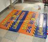 Impresión de encargo al aire libre que hace publicidad de la bandera del PVC del vinilo (SS-VB69)
