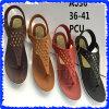Sandalo di Romanesque di fascino con una fascia (TNK50041)