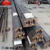 Trilho pesado padrão do aço do GB 38kg/M