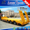 Bett-Schlussteil-/Lowboy LKW-halb Schlussteil des China-Hersteller-60-120tons niedriger