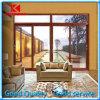 De calidad superior con aislamiento térmico de aluminio de la puerta corrediza (KDSSD119)