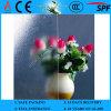 3-8mm Clear Nashiji Glass com CE & ISO9001