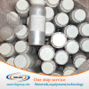 熱電池材料のためのリチウムSillicon (李Si)の合金