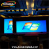 Pantalla de visualización video a todo color de interior de LED del alquiler P4