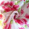 tessuto 100% della stampa del tessuto di seta naturale del poliestere 210t
