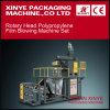 Positionnement de soufflement de machine de film rotatoire de la tête pp