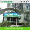 Affichage à LED extérieur polychrome de la qualité P10 de Chipshow