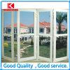 Ventana plegable termal de la rotura Aluminum/Aluminium de la alta calidad del diseño (KDSF002)