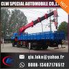 Neue hydraulische 6 8 10 12 Tonnen-kleiner LKW eingehangener Kran für Verkauf, 360 Grad-Umdrehung 7 Tonnen-LKW-Kräne