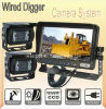 ブルドーザーおよびDiggers Rear View Systems (DF-7280112)