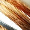 銅の覆われた鋼鉄から成っている40電気伝導率の銅の繊維ワイヤー