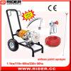 Paint senz'aria Sprayer Machine 1100W 1.5HP