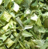 부추 연백 안료와 녹색