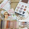 El más nuevo los cosméticos del bálsamo el bálsamo Appetit la gama de colores del sombreador de ojos de los colores del bálsamo 9