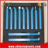 Herramientas cubiertas con bronce carburo de la calidad superior/herramientas de corte de la fábrica grande