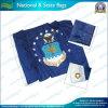 Drapeau national, drapeau d'état, drapeau de polyester (NF05F03104)