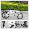 Складывая Electric Bicycle с 36V Lithium Battery