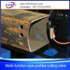 Tagliatrice quadrata d'acciaio del plasma del tubo di CNC di Tekla