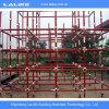 Échafaudage galvanisé de Cuplock de la construction Q345