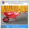 65L Wheelbarrow da bandeja do metal da capacidade 5FT para a construção