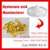 Moleculegewicht van Hyaluronate 5000-300W van het Natrium van de Afzet van de fabriek Hyaluronic Zure