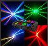 La tête mobile DJ de faisceau d'araignée de RGBW DEL effectuent l'éclairage