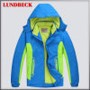 소년 겨울 착용을%s 간단한 폴리에스테 재킷