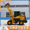 Prix de chargeur de roue de ferme neuve d'état de machines de construction mini (1.5t)