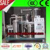 Aceite de cocina usado que recicla la máquina