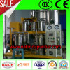 Purificador del aceite de cocina de la fritada, planta de la filtración del aceite de palma (600L / H)