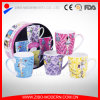 Ceramic Coffee Mug with Design (GP1001)