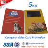 5 '' видео- брошюр/видео- книга/видео- карточка