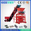 Petite machine de fabrication de brique concrète semi-automatique de Qtj4-35A machine creuse de brique