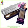 Коробка волос картона DIY упаковывая складывая