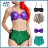 De Bikini Swimwear van de Strandkleding van het Kostuum van Swimmimg van de meermin