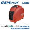 Gerador monofásico padrão do inversor da C.A. 3000W 4-Stroke Digitas com Ce, EPA, GS, PSE, aprovaçã0 do carburador