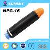 Copier compatible Toner Cartridge para Canon Npg-16/Gpr-4/C-Exv-1