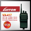 Walkietalkie Handheld do rádio Vx-417