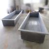Réservoir de poissons carré de haute résistance d'aquiculture de la Chine FRP
