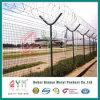 溶接された金網空港塀または高い安全性かみそりの有刺鉄線の塀
