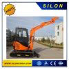 Excavadores de Silon 3t con el mejor precio (NT28U)