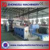 Hecho en la tarjeta de mármol decorativa del PVC de China que hace la línea de la protuberancia