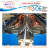 Линия трубы из волнистого листового металла PP/PE/EVA пластичная одностеночная делая машину