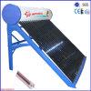 Calefator de água quente solar Non-Pressurized do tubo de vácuo