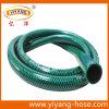 Manguito de jardín reforzado trenza del PVC, fabricante