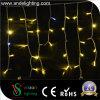 Im Freien Eiszapfen-Großhandelslichter des Twinkling-LED für Weihnachtsdekoration